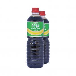 Combo 2 chai nước tương Bell Foods Tomoe 1L