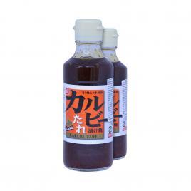 Combo 2 chai nước sốt ướp thịt Bell Foods Kalbee 230g