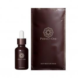 Bộ đôi tinh chất dưỡng da và mặt nạ siêu dưỡng ẩm Perfect One