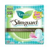 Băng vệ sinh siêu mỏng Laurier Super Slimguard 22.5cm 10 miếng