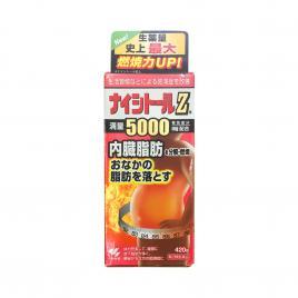 Viên uống giảm mỡ bụng Kobayashi Naishitoru Z 5000mg 420 viên