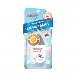 Sữa chống nắng dưỡng trắng Sunplay Whitening UV SPF50+ PA++++ 30g