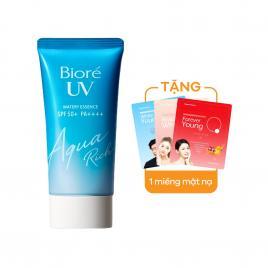 Kem chống nắng Biore UV Aqua Rich Watery Essence SPF50+/PA++++ 50g