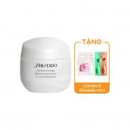 Kem dưỡng ẩm Shiseido Essential Energy Moisturizing Cream 50ml