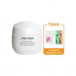 Gel dưỡng ẩm Shiseido Essential Energy Moisturizing Gel Cream 50ml