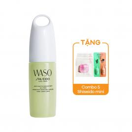 Sữa dưỡng Shiseido Waso Quick Matte Moisturizer Oil-Free 75ml