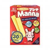 Bánh xốp sữa Morinaga Manna Milk Wafer 35g (Dành cho bé từ 6–36 tháng tuổi)