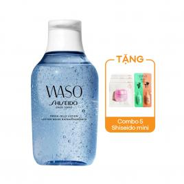 Nước cân bằng Shiseido Waso Fresh Jelly Lotion 150ml