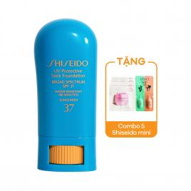 Phấn nền chống nắng Shiseido UV Protective Stick Foundation 9g