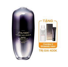 Tinh chất dưỡng da Shiseido Future Solution LX Superior Radiance Serum 30ml