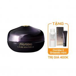 Kem dưỡng mắt môi Shiseido Future Solution LX Eye and Lip Contour Reg