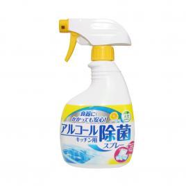 Cồn kháng khuẩn Mitsuei 400ml (Hương bưởi)
