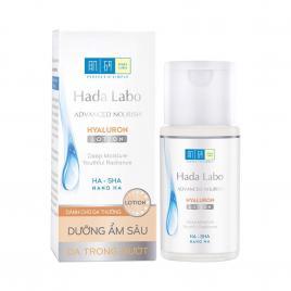 Dung dịch dưỡng ẩm Hada Labo Advanced Nourish Lotion 100ml