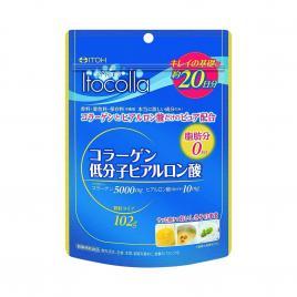 Bột uống Collagen Hyaluronic Acid 100g (Nội địa Nhật Bản)