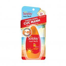 Sữa chống nắng Sunplay Super Block SPF 81/PA++++ 70g