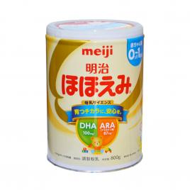 Sữa bột Meiji số 0 Nhật Bản 800g (Cho bé từ 0-1 tuổi)