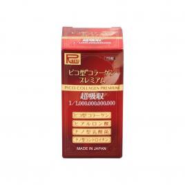 Viên uống Collagen Pico Premium Ribeto Shoji 300mg 75 viên