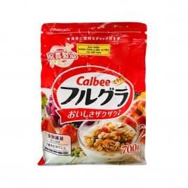 Ngũ cốc trái cây Calbee Nhật Bản 700g (Date T11.21)