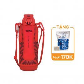 Bình nước giữ nhiệt Thermos FFZ-1001F (Màu đỏ) 1L
