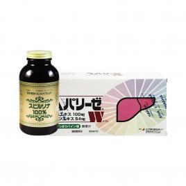 Bộ đôi hỗ trợ tăng cường sức khỏe, giải độc gan Zeria Hepalyse W và tảo xoắn Spirulina
