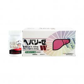 Bộ đôi hỗ trợ giải độc gan Zeria Hepalyse W và tăng cường sinh lý Fuji Sumo