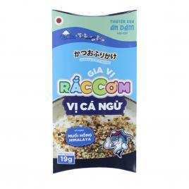 Gia vị rắc cơm Thuyền Xưa Isokoma vị cá ngừ 19g