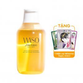 Gel rửa mặt tẩy trang mật ong Shiseido Waso Quick Gentle Cleanser 150ml