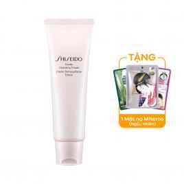 Kem tẩy trang Shiseido Gentle Cleansing Cream 125ml
