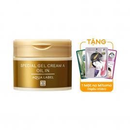 Kem dưỡng Shiseido Aqualabel Special Gel Cream A Oil In 90g