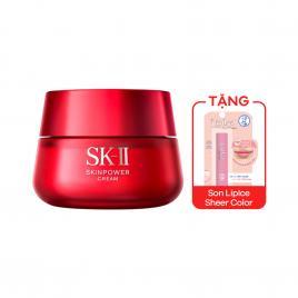 Kem dưỡng da chống lão hóa mới SK-II Skinpower Cream 80g