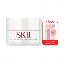 Kem dưỡng trắng da SK-II Cellumination Deep Surge EX 50g