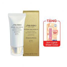 Kem chống nắng cao cấp Shiseido Future Solution LX Universal Defense