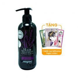 Dầu xả hương hoa đậu biếc Nagano Hair Treatment 250ml