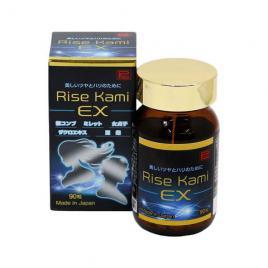 Viên uống hỗ trợ tóc Ribeto Shoji Rise Kami Ex 90 viên