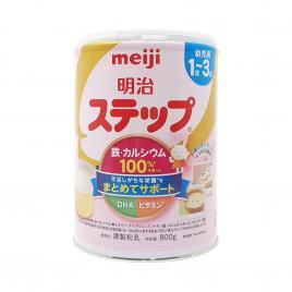 Sữa bột Meiji Step Milk số 9 800g (Cho bé từ 1-3 tuổi)