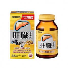 Viên uống bổ gan Orihiro Nhật Bản 70 viên