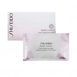 Mặt nạ làm trắng da Shiseido White Lucent Power Brightening Mask 6 miếng