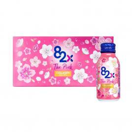 Nước uống Collagen Mashiro 82x The Pink (Hộp 10 chai x 100ml)