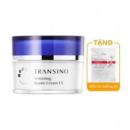 Kem dưỡng trắng và tái tạo da ban đêm Transino Whitening Repair Cream EX 35g