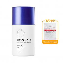 Kem chống nắng, dưỡng trắng da Transino Whitening Day Protector 30ml