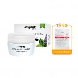 Kem chống lão hóa Nagano Anti-Wrinkle Cream 30g